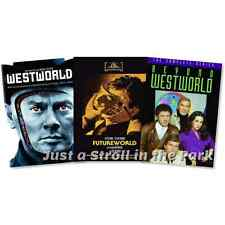 Westworld + Futureworld + Beyond: Complete Movies 1 & 2 + Series Box/DVD Set(s)