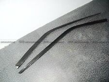 Window Wind Deflector Visor Cover For Nissan Skyline R32 Protector Carbon Fiber