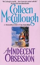 An Indecent Obsession by Colleen McCullough (1982, Paperback)