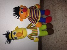 1983 Bert and Ernie dolls