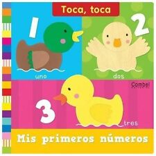 Mis Primeros Numeros by Ruth Redford (2013, Board Book)
