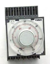 Delay Timer, 110V,  Fiber, R12.B4.23.09.F0, Stock 602-053