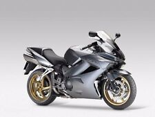 Grey Complete Injection Fairing Kit for 2002-2012 Honda VFR800 Interceptor VTEC