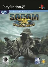 SOCOM U.S NAVY SEALS SONY PLAYSTATION 2 PS2