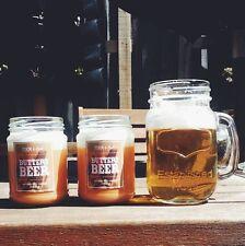 Nook & Burrow Candle -Duftkerze-Sojawachs*BUTTERY BEER*Handgefertigt-