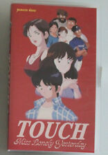 VHS ANIME/MANGA-TOUCH/PRENDI IL MONDO E VAI FILM SPECIAL MOVIE  orange road,love