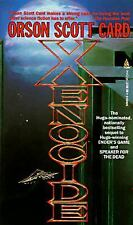 Xenocide by Orson Scott Card paperback FREE SHIPPING enders game book 3 zenocide