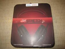 Brand NEW Philips O'Neill THE STRETCH SHO9560/28 Headband Headphones Black/Red