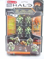 HALO 97514 - LAST MAN STANDING ZOMBIE PACK II Mega Bloks - Previously Unreleased