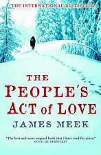 The People's Act of Love,VERYGOOD Book