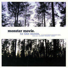 Monster Movie To the Moon CD on Clairecords SLOWDIVE side project Shoegaze