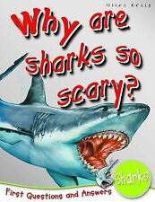 Belinda Gallagher 1st Questions and Answers Sharks: Why are Sharks So Scary? (Fi