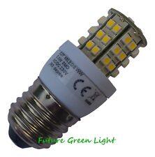 E27 ES 48 SMD LED 240V 3.5W 240LM WHITE BULB ~45W