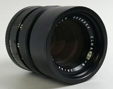 LEICA R ELMARIT 90mm f2.8 EARLY TYPE 2 CAM