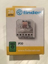FINDER relè ad impulsi 10A 250V - 24Vac - 1NO step relay 26.01.8.024.0000