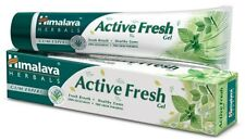 Himalaya Herbal Active Fresh Toothpaste fresh  Oral Care breath Mouth Odor 80gm