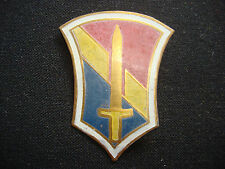 USARV I FIELD FORCE VIETNAM - Nam War Beercan Insignia