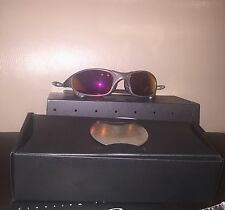 Brand New Oakley X-metal X-men Juliet Original Ruby Lens. Matching Serial Number