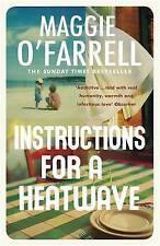 Instructions for a Heatwave by Maggie O'Farrell - Medium Paperback