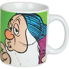 Snow White And The Seven Dwarfs - Sleepy Mug - New & Official Disney In Box