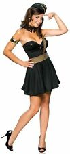 Major Bombshell 50's Pilot Flight Attendant Sexy Halloween Adult Costume X Small