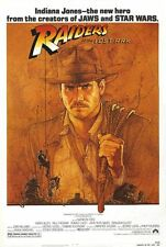 24x36 Raiders of the Lost Ark Indiana Jones Movie Poster