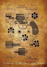 Firearms Collector's Log Book by Adams (2015, Paperback)