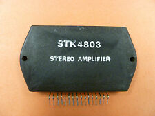 NEW STEREO AMPLIFIER IC STK4803