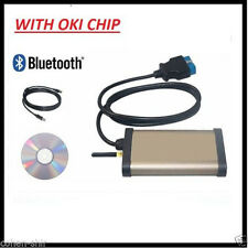 Car Auto Com Diagnostic TCS CDP Professional with OKI Chip with Bluetooth