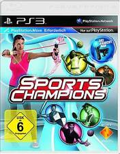Playstation 3 SPORTS CHAMPIONS  Deutsch NEU