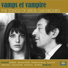 Vamps Et Vampire: The Songs Of Serge Gainsbourg (CDCHD 1389)