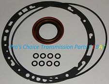 GM Turbo TH THM 350 350C Transmission Front Oil Pump Gasket O'Ring Reseal Kit