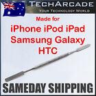 iPod iPad iPhone Phone Metal Spudger Opening Repair Opening Pry Tool Tab Steel