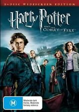 HARRY POTTER AND THE GOBLET OF FIRE 2DISC EDITION (DVD Movie) Region: 4