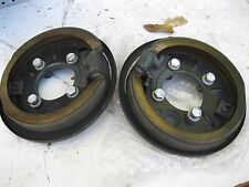 "98-02 LS1 Camaro Z28 SS Firebird Trans Am WS6 12"" Rear Disc Brake Backing Plates"