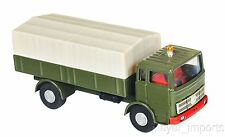 Mercedes Military Truck  - O Scale - Metal - Kovap - Railroad Vehicles