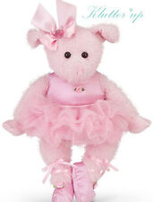 "Bearington Bear BITSY BALLERINA 15"" Girl Pig #143298 NEW SPRING 2015"