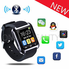 2016 NEW Bluetooth Smart Wrist Watch Phone For Android IOS 2015 CLASSIC STYLE