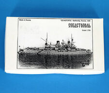 KOMBRIG COMBRIG 70102 resin kit 1/700 SEVASTOPOL Battleship , RUSSIA 1898