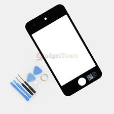 New LCD Front Screen Glass Lens + Free Tools for iPod Touch 4G 4th 4 Gen Black