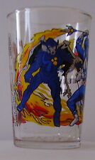 Verre à moutarde glass POWER RANGERS 1994. Blue Ranger Billy. VM503