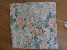 Cuatro cubiertas de cojines, Crowson Amadour???, vintage, floral, Usado