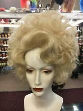 SIN CITY WIGS ELEGANT SHORT BLONDE CLASSY WAVES SOFT CURLS NATURAL PRETTY DAINTY