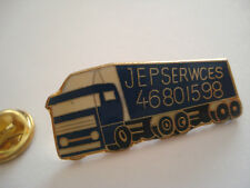 PINS RARE TRANSPORTS ROUTIER CAMION JEP SERWCES