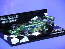 LOTUS FORD 79 CARLOS REUTEMANN ITALIAN GP 1979 MINICHAMPS 400 790102 1:43 NEW