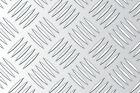 Riffelblech Tränenblech Aluminium 2500x1250x2,5/4mm QUINTETT Bielefeld Abholung