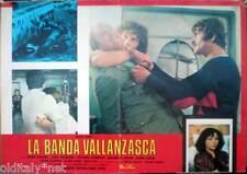 fotobusta 1977 LA BANDA VALLANZASCA-Enzo Pulcrano,Stefania D'Amario,A.Dogan 2