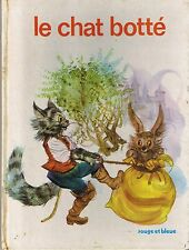 Le Chat Botté * album G.P. rouge et bleue * Le petit canard d'or * les 3 nains