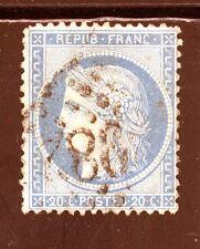 FRANCE  37 ob GC 982 CHAUMONT/THARONNE, LOIR-et-CHER, RARE, prix intéressant