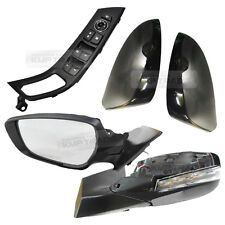 OEM Side Mirror+Cover+Side View+Folding Switch Set for HYUNDAI 2011-2016 Elantra